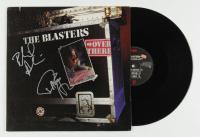 "Phil Alvin & Dave Alvin Signed The Blasters ""Over There"" Vinyl Record Album (JSA COA) (See Description) at PristineAuction.com"