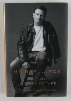 "Michael J. Fox Signed ""No Time Like The Future"" Hardcover Book (JSA COA) at PristineAuction.com"