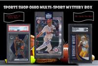 SportsShopOhio Multi Sport Mystery Box Series 3 at PristineAuction.com