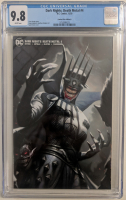 "2020 ""Dark Nights: Death Metal"" Issue #4 Comics Elite Variant DC Comic Book (CGC 9.8) at PristineAuction.com"