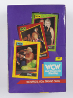1991 Impel WCW Wrestling Box with (33) Packs (See Description) at PristineAuction.com