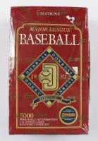 1992 Donruss Series 2 Baseball Hobby Box with (36) Packs (See Description) at PristineAuction.com