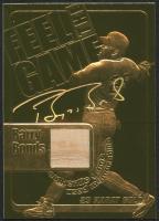 Barry Bonds 2000 Bleachers 23kt Gold Feel The Game Bat #0703 at PristineAuction.com