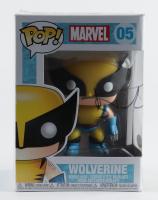 "Hugh Jackman Signed ""Marvel"" #05 Wolverine Funko Pop! Vinyl Figure (AutographCOA COA) at PristineAuction.com"