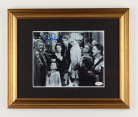 """Jimmy Stewart Signed """"It's a Beautiful Life"""" 13.5x16.5 Custom Framed Photo Display (JSA Hologram) at PristineAuction.com"""