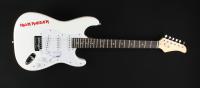 "Steve Harris Signed 39"" Electric Guitar (AutographCOA Hologram) at PristineAuction.com"
