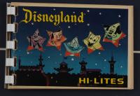 "Disneyland ""Wishes Fireworks Spectacular"" 15x26 Custom Framed Print Display with Vintage Photo Portfolio & Ticket (See Description) at PristineAuction.com"