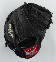 Carlton Fisk Signed Rawlings Catchers Glove (PSA COA) at PristineAuction.com