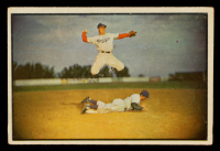 Pee Wee Reese 1953 Bowman Color #33 at PristineAuction.com