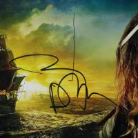 "Johnny Depp Signed ""Pirates of the Caribbean"" 17.5x17.5 Custom Framed Photo (JSA Hologram) (See Description) at PristineAuction.com"
