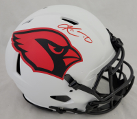 Kyler Murray Signed Cardinals Full-Size Authentic On-Field Lunar Eclipse Alternate Speed Helmet (Beckett Hologram) at PristineAuction.com