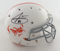 Jarvis Landry Signed Full-Size Authentic On-Field Helmet (Beckett Hologram) at PristineAuction.com
