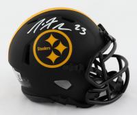 Joe Haden Signed Steelers Eclipse Alternate Speed Mini Helmet (Beckett Hologram) at PristineAuction.com