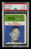 Bill Russell 1961-62 Fleer #38 (PSA 8) (MC) at PristineAuction.com