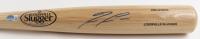 Ronald Acuna Jr. Signed Louisville Slugger Pro Stock Baseball Bat (Beckett Hologram) at PristineAuction.com