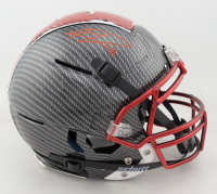 Kenyan Drake Signed Full-Size Authentic On-Field Hydro-Dipped F7 Helmet (Beckett COA) (See Description) at PristineAuction.com