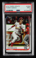 Tommy Edman 2019 Topps Update #US84 RC (PSA 9) at PristineAuction.com