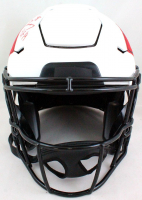 "Tony Gonzalez Signed Chiefs Full-Size Lunar Eclipse Alternate Authentic On-Field SpeedFlex Helmet Inscribed ""HOF 19"" (Beckett Hologram) at PristineAuction.com"