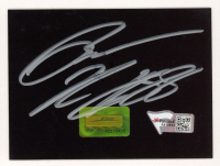 "Brad Keselowski Signed 2.75"" x 3.75"" Vinyl Cut (Fanatics Hologram) (See Description) at PristineAuction.com"