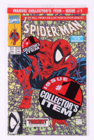 "1991 ""Amazing Spiderman"" Issue #1 Marvel Comic Book at PristineAuction.com"