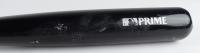 Bobby Witt Jr. Signed Game-Used Louisville Slugger Baseball Bat (Beckett Hologram) at PristineAuction.com