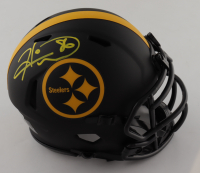 Hines Ward Signed Steelers Eclipse Alternate Speed Mini-Helmet (Beckett Hologram) at PristineAuction.com