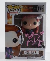 "Felicia Day Signed ""Supernatural"" #176 Charlie Funko Pop! Vinyl Figure (JSA COA) at PristineAuction.com"