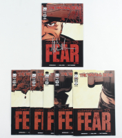 """Set of (6) """"The Walking Dead"""" Comic Books Signed by Jeffrey Dean Morgan (JSA COA) at PristineAuction.com"""