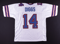 Stefon Diggs Signed Jersey (Beckett Hologram) at PristineAuction.com