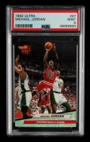 Michael Jordan 1992-93 Ultra #27 (PSA 9) at PristineAuction.com
