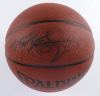 Kobe Bryant Signed NBA Basketball (Beckett LOA & PSA COA) at PristineAuction.com