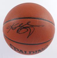 Kobe Bryant Signed NBA Game Ball Basketball (Beckett LOA & PSA Hologram) (See Description) at PristineAuction.com