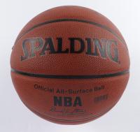Kobe Bryant Signed NBA Basketball (Beckett LOA) at PristineAuction.com