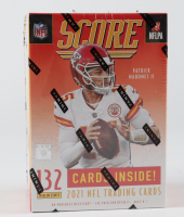 2021 Panini Score NFL Football Trading Cards Blaster Box With (11) Packs at PristineAuction.com