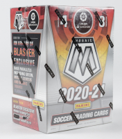 2020-21 Panini Mosaic LaLiga Soccer Blaster Box with (32) Cards at PristineAuction.com