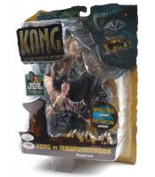 "Andy Serkis Signed ""Kong vs Terapusmordax"" Playmates Figure (JSA COA & PSA Hologram) at PristineAuction.com"