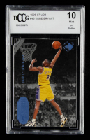Kobe Bryant 1996-97 UD3 #43 (BCCG 10) at PristineAuction.com