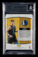 Luka Doncic 2018-19 Panini Opulence #106 Autograph #99/99 (BGS 10) at PristineAuction.com