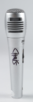 Tommy Chong & Cheech Marin Signed Microphone (JSA COA) at PristineAuction.com