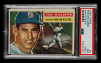 Ted Williams 1956 Topps #5 (PSA 7) (MC) at PristineAuction.com