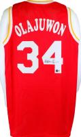 Hakeem Olajuwon Signed Jersey (Beckett Hologram) at PristineAuction.com