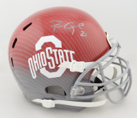 Parris Campbell Signed Ohio State Buckeyes Full-Size Authentic On-Field Hydro-Dipped Helmet (Beckett COA) (See Description) at PristineAuction.com
