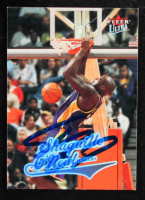 Shaquille O'Neal Signed 2004-05 Ultra #143 (JSA COA) at PristineAuction.com