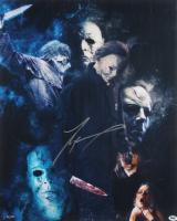 "Tyler Mane Signed LE ""Halloween"" 16x20 Photo (BAM! COA) at PristineAuction.com"