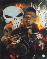 "Jon Bernthal Signed LE ""Daredevil"" 16x20 Photo (BAM! COA & JSA COA) at PristineAuction.com"