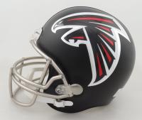 "Matt Ryan Signed Falcons Full-Size Helmet Inscribed ""2016 NFL MVP"" (Beckett Hologram) (See Description) at PristineAuction.com"