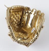 Nolan Ryan Signed Rawlings Gold Mini Baseball Glove (PSA COA) at PristineAuction.com
