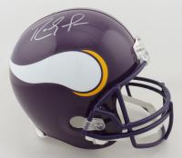 Randy Moss Signed Vikings Full-Size Helmet (Schwartz COA) at PristineAuction.com