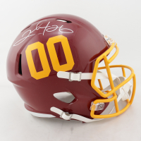 Clinton Portis Signed Redskins Full-Size Speed Helmet (PSA COA) at PristineAuction.com