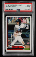 Bryce Harper 2012 Topps Pro Debut #145 (PSA 10) at PristineAuction.com